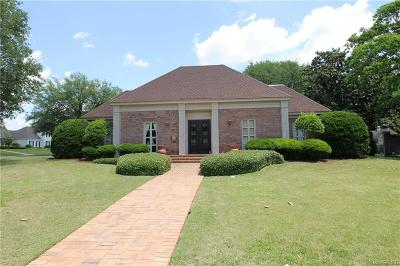 Montgomery Single Family Home For Sale: 3351 Warrenton Road