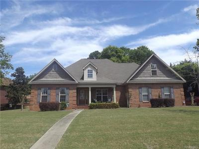 Prattville Single Family Home For Sale: 103 Lake Haven Way
