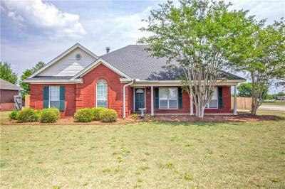 Prattville Single Family Home For Sale: 466 Harvest Loop