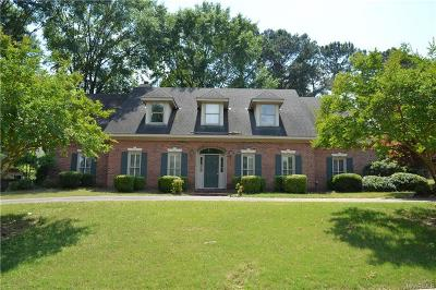 Montgomery Single Family Home For Sale: 536 Paddock Lane