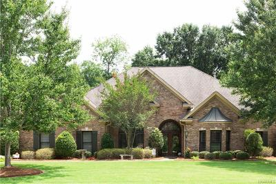 Montgomery Single Family Home For Sale: 6232 Monticello Cove