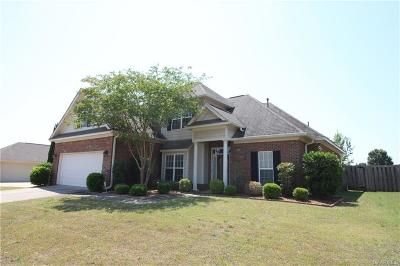 Deer Creek Single Family Home For Sale: 9813 Helmsley Cir