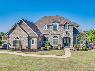 Prattville Single Family Home For Sale: 106 Chimney Ridge