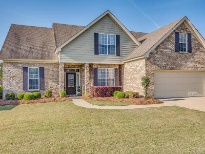 Montgomery Single Family Home For Sale: 8300 Grayson Grove Drive