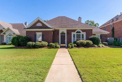 Montgomery Single Family Home For Sale: 7207 Mid Pines Drive