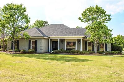 Montgomery Single Family Home For Sale: 9431 Winfield Place