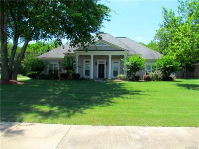 Montgomery Single Family Home For Sale: 2624 Capstone Drive