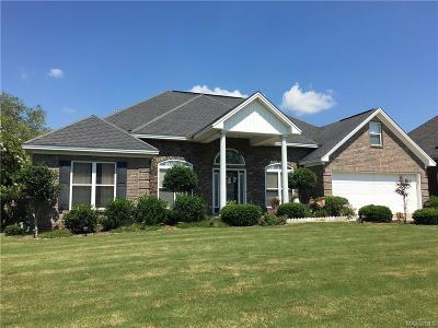 Prattville AL Single Family Home For Sale: $299,900