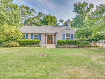 Montgomery Single Family Home For Sale: 4007 Camellia Drive