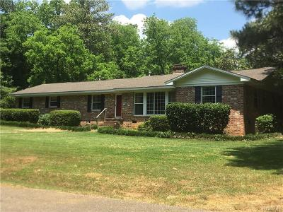 Wetumpka Single Family Home For Sale: 805 Outhlacoochee Street