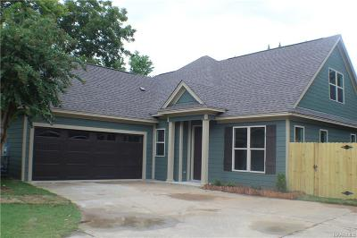 Montgomery Single Family Home For Sale: 1407 Blairwood