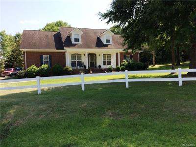 Enterprise Single Family Home For Sale: 412 County Road 556