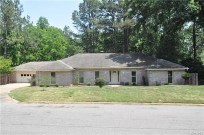 Montgomery Single Family Home For Sale: 2 Creek Drive