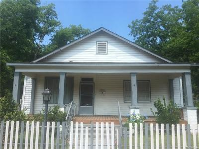 Selma Single Family Home For Sale: 1819 Saint Phillips Street