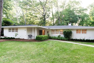Montgomery Single Family Home For Sale: 3321 Boxwood Drive