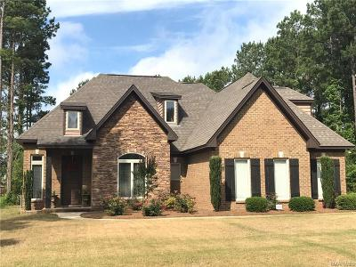 Emerald Mountain Single Family Home For Sale: 137 N Dogwood Terrace
