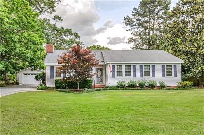 West Wetumpka Single Family Home For Sale: 908 W Tuskeena Street