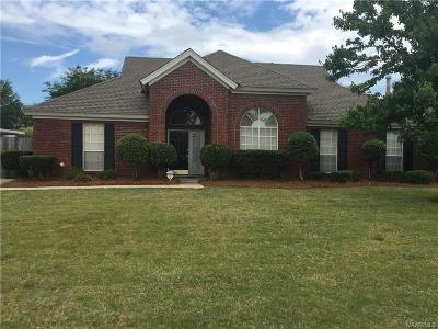 Montgomery Single Family Home For Sale: 2616 Chesterfield Court