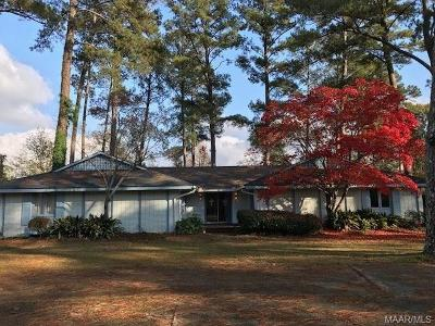 Selma Single Family Home For Sale: 104 Kelso Road