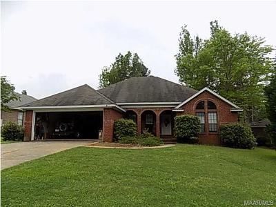 Prattville AL Single Family Home For Sale: $205,000