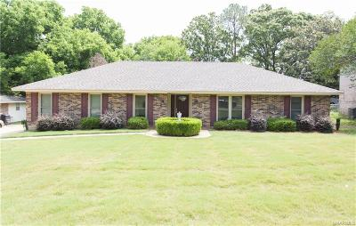 Montgomery Single Family Home For Sale: 5348 Millwood Road