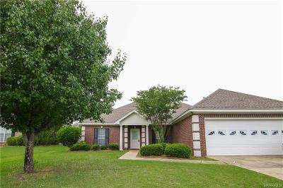 Montgomery Single Family Home For Sale: 1618 S Parkview Drive