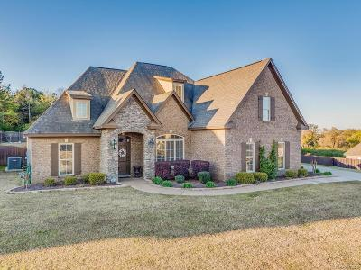 Prattville Single Family Home For Sale: 522 Weatherby Trail