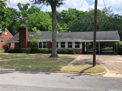 Montgomery Single Family Home For Sale: 3435 Lexington Road