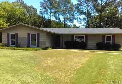 Montgomery Single Family Home For Sale: 1425 Pampas Place