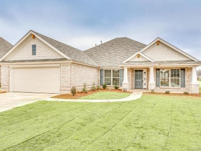 Montgomery Single Family Home For Sale: 801 Charlemont Lane