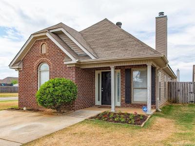 Montgomery Single Family Home For Sale: 6603 Ridgeview Lane