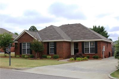 Prattville AL Single Family Home For Sale: $144,900