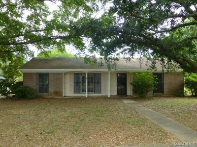 Montgomery Single Family Home For Sale: 4760 Queensbury Court