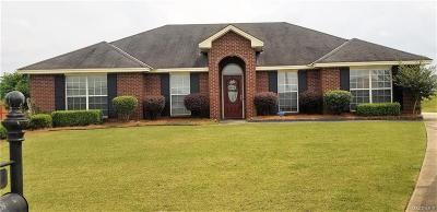 Montgomery Single Family Home For Sale: 5536 Thoroughbred Court
