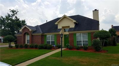 Montgomery Single Family Home For Sale: 7125 Heathermoore Loop