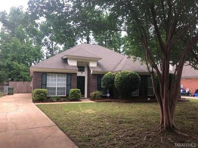 Montgomery Single Family Home For Sale: 7325 Glen Chase Road