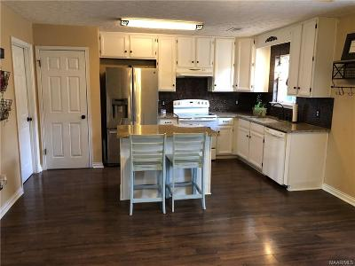 Prattville AL Single Family Home For Sale: $134,900