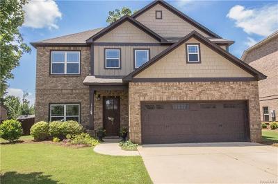 Prattville AL Single Family Home For Sale: $287,900