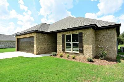 Wetumpka Single Family Home For Sale: 1995 Ceasarville Road