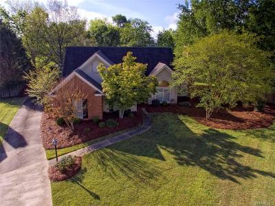 Sturbridge Single Family Home For Sale: 8883 Old Magnolia Way