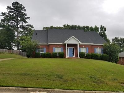 Prattville Single Family Home For Sale: 138 Poplar Street