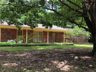 Montgomery Single Family Home For Sale: 332 Dee Drive