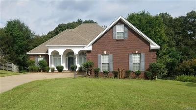 Millbrook Single Family Home For Sale: 127 Forestview Drive