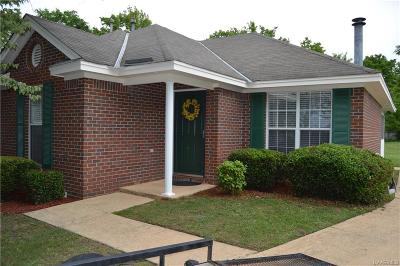 Montgomery AL Single Family Home For Sale: $119,900
