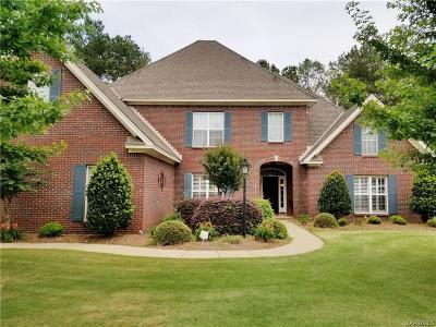 Montgomery AL Single Family Home For Sale: $359,900