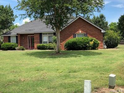 Montgomery AL Single Family Home For Sale: $219,888