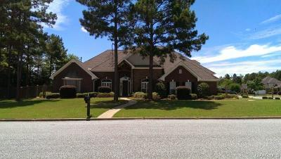 Montgomery AL Single Family Home For Sale: $374,600