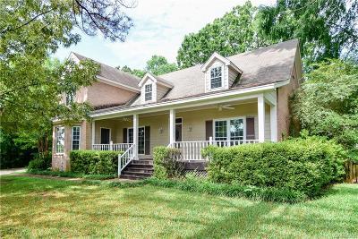 Hunting Ridge Single Family Home For Sale: 110 Thomas Lane