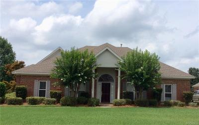 Montgomery Single Family Home For Sale: 9148 Carters Grove Way