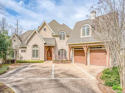 Montgomery Single Family Home For Sale: 3604 Oak Grove Circle